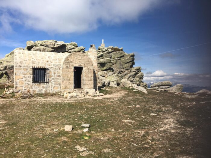 Cueva Valiente Madrid Senderismo 17