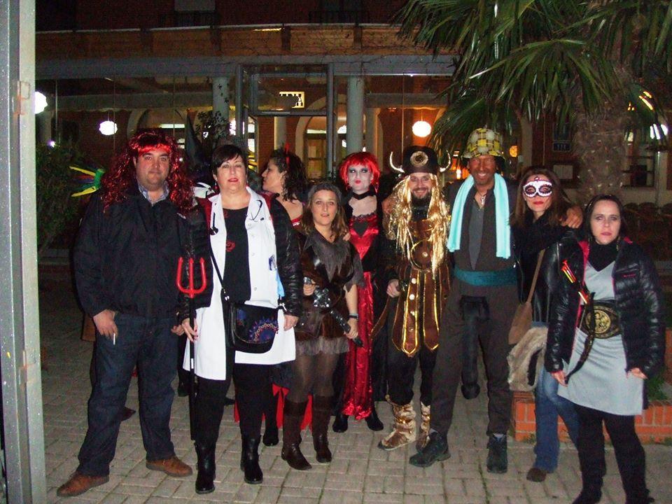 Fiesta Carnavales Cebreros Portada
