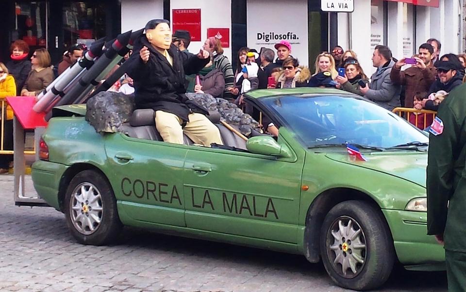 Fiesta Carnavales Cebreros Pura Vida Senderismo 10