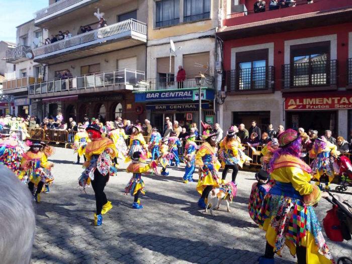 Fiesta Carnavales Cebreros Pura Vida Senderismo 4