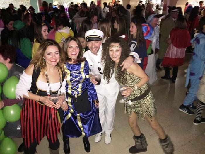 Fiesta Carnavales Cebreros Pura Vida Senderismo 6