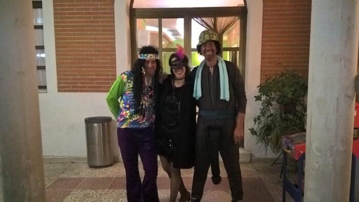 Fiesta Carnavales Cebreros Pura Vida Senderismo 7