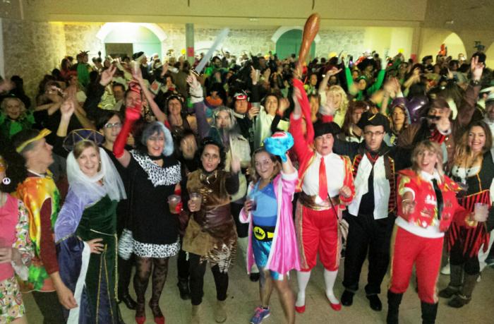 Fiesta Carnavales Cebreros Pura Vida Senderismo 8