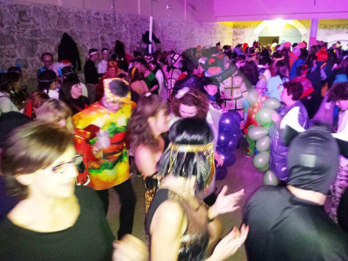 Fiesta Carnavales Cebreros Pura Vida Senderismo 9