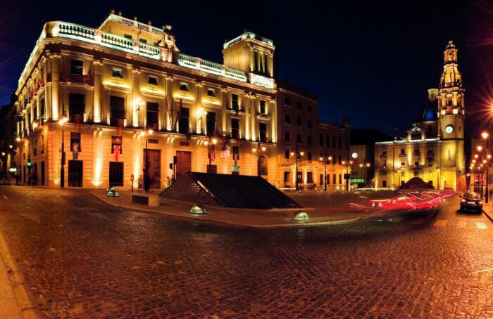 Plaza Alcoy