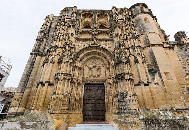 Iglesia De Santa María De La Asunción, Arcos De La Frontera, Cádiz, España