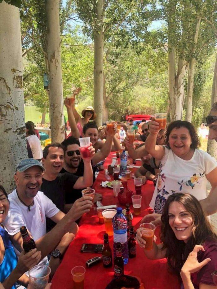 Canoas Y Paella 09