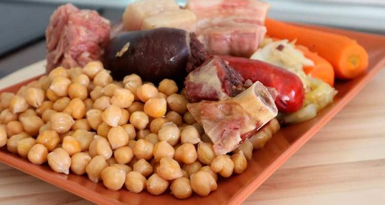 Cocido Madrileño Olla Express 1