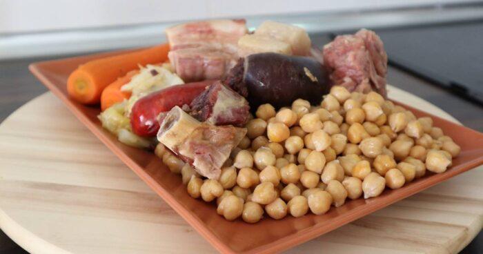 Cocido Madrileño Olla Express 2