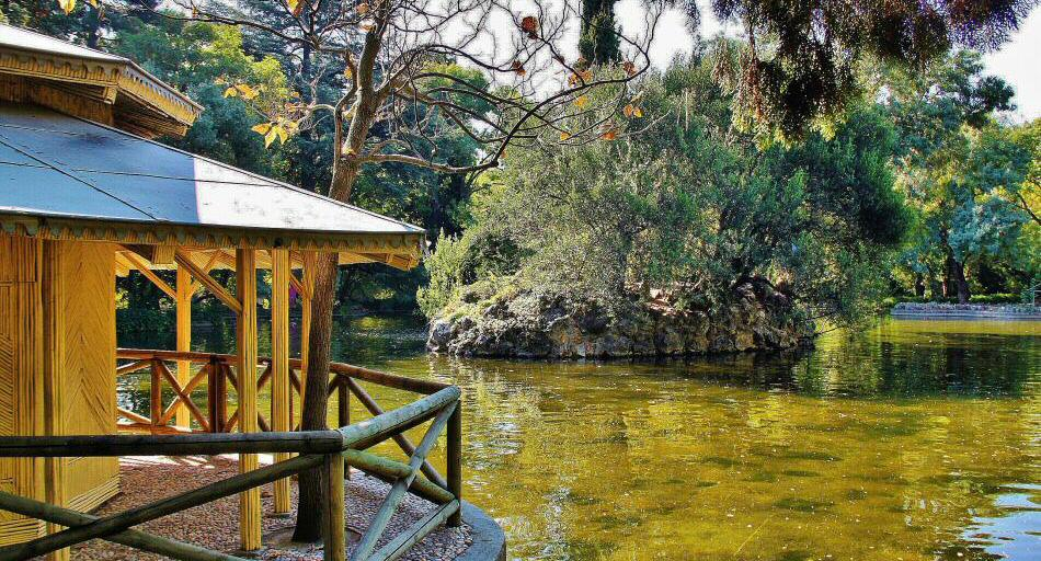 Madrid Jardin Capricho