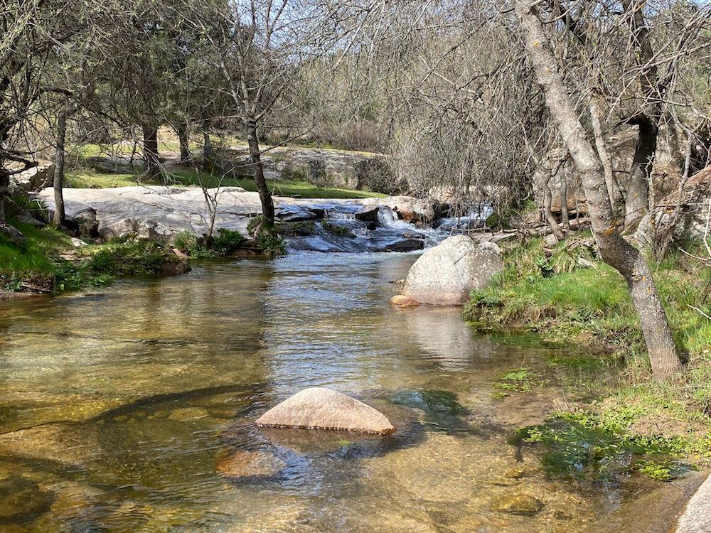 Nacimiento Del Rio Corfio 4