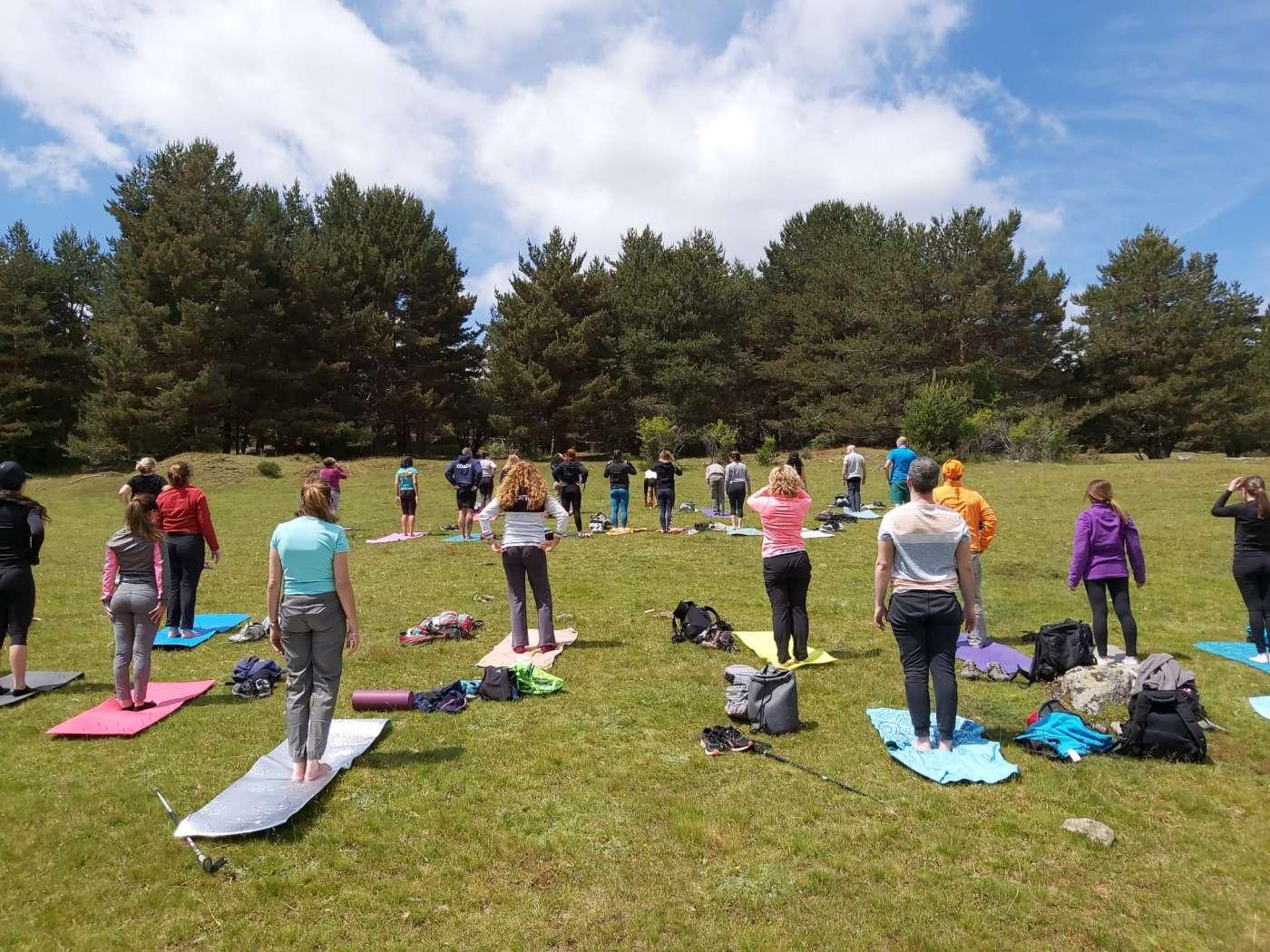 Senderismo Yoga 04