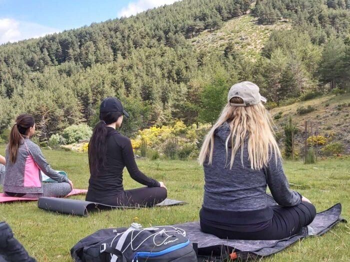 Senderismo Yoga 05