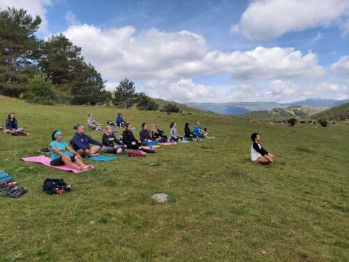 Senderismo Yoga 11