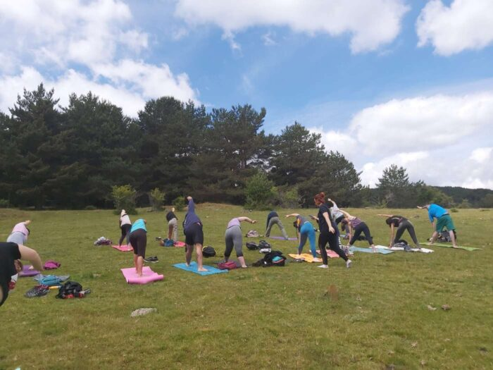 Senderismo Yoga 18