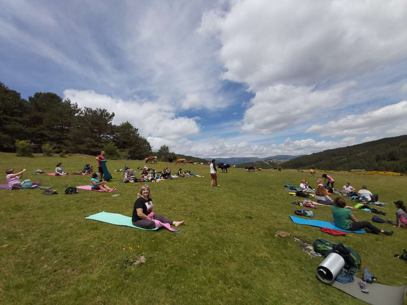 Senderismo Yoga 24
